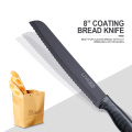 5 PIECES COATING KNIFE SET WITH BLOCK