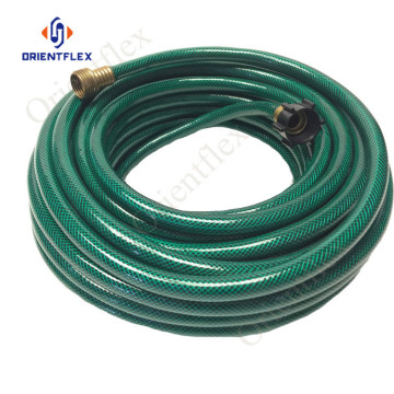 12 ft compact coiled garden hose