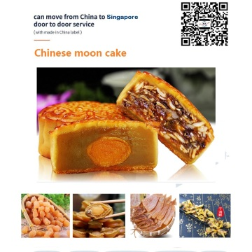 Chinese traditional food move to Southeast Asia