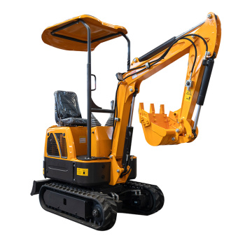 Hot sale 08t mini digger minibagger for garden