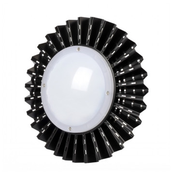50W 100W Sechaba sa Linaleli LED Light High Bay Leseli