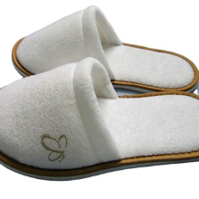 Wholesale Hotel Bedroom Airline Disposable Slippers