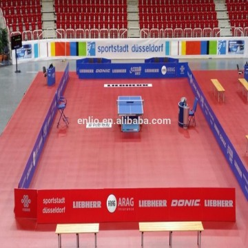 PVC Table tennis floor with certificate