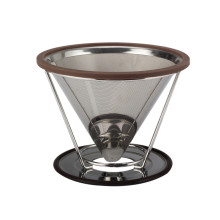 Reusable Pour Over Coffee Filter Cone Coffee Dripper