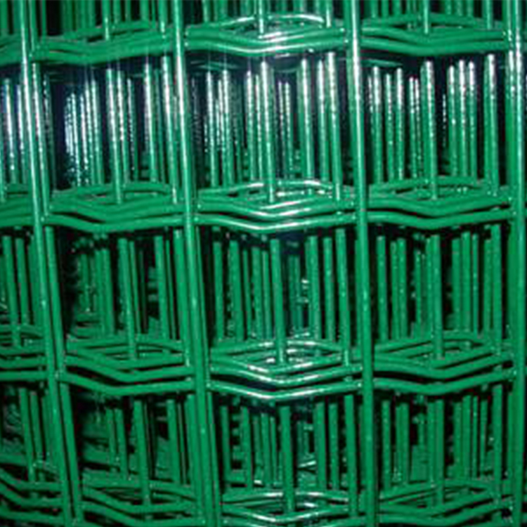 Plastic Green Wave Holland Mesh Fence Garden Fencing