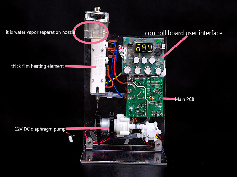 smart temperature control testing kit