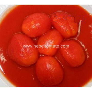Fresh Canned Peeled tomato in hot sell