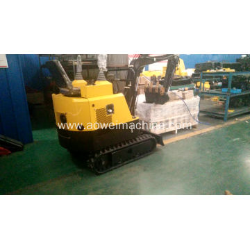 Mini Diggers Hydraulic Crawler Excavator With Grapple