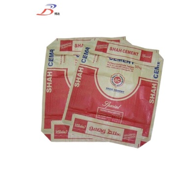 Poly Used Portland Cement Packing Bag