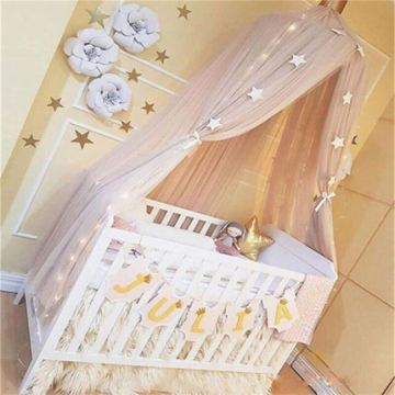 Baby mosquito net bed canopy