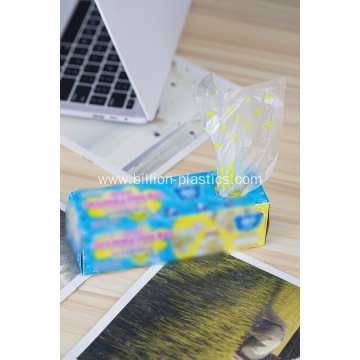 Hot Sales Customized Boxed Plastic Candy Bag