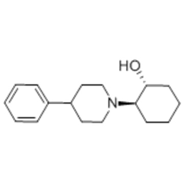 Cyclohexanol,2-(4-phenyl-1-piperidinyl)- CAS 22232-64-0