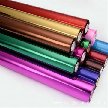 Plastic Holographic Hot Stamping Foil PET Base Film