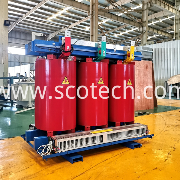 800kva resin cast transformer
