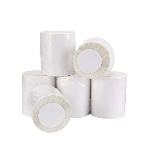 4x6 barcode adhesive thermal shipping labels paper roll