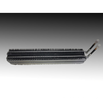 Folded MicroChannel Condenser Coil