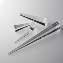 Tapered Light Pipe Prism for LED Sources
