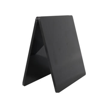 Black solid polycarbonate sheet sheet colored sheet
