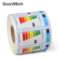 Customized Printing PET Strong Adhesive Labels Stickers