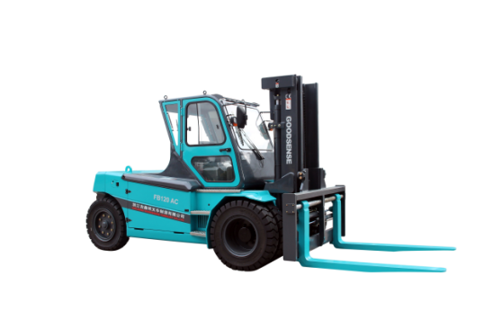 8.0 Ton Electric Forklift With Schabmueller Motor