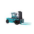 10.0 Ton Huge Electric Forklift With Cabin