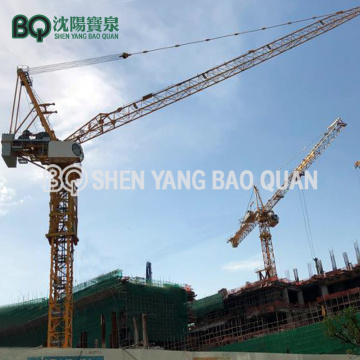BQ GHD6032-18 Luffing Tower Crane