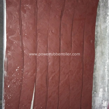 Stable Rubber Compound for Rubber Roller