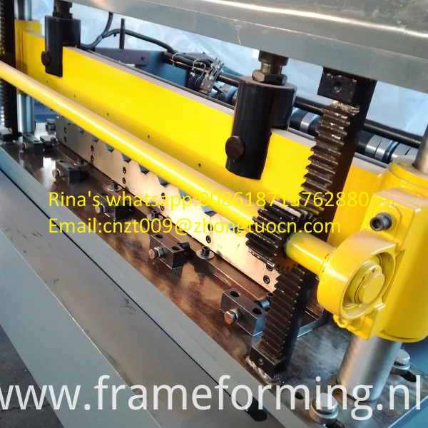 high quality roofing sheet roll forming machine 5