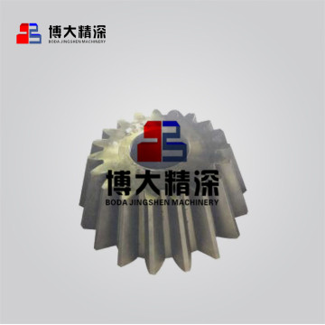 gear and pinion for nordberg crusher spare parts