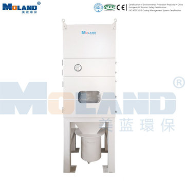 Industrial PTFE Cartridge Pulse-Jet Cleaning Dust Collector