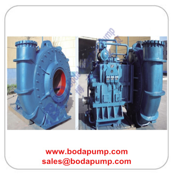 River Mud Sand Dredging Pump