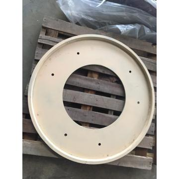 Barmac B6150 crusher wear parts top wear plate