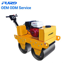 China factory supply handheld road roller for sale