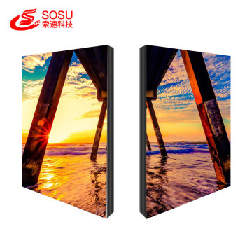 Led Advertising Panel P6 indoor Display Screen