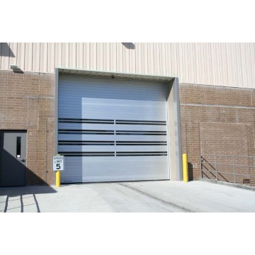 Aluminium Hard Metal High-Speed Rapid Door