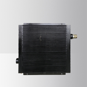 Custom Aluminum Heat Exchanger