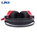 LED Light Gaming Headset Fones de ouvido para computador