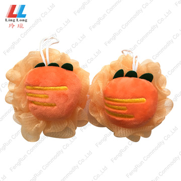 Fruit animal comely little sponge ball