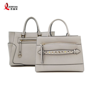 Genuine Leather Bucket Handbag Tote Bag Wholesale
