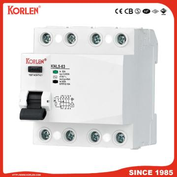 NEW Residual current circuit breaker 6KA FAULT INDICATION