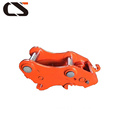 Excavator quick coupler PC200 quick hitch