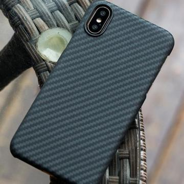 Ֆիտնես PITAKA Magcase Aramid Fiber iPhone X Case