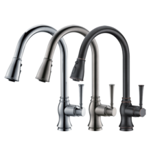 hot and cold water kitchen faucet 2020