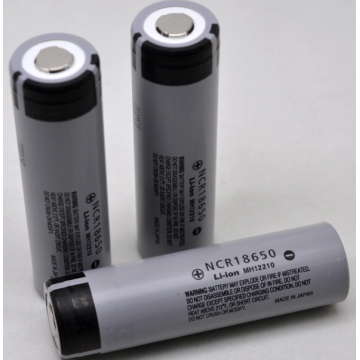 Super Bright Flashlight Battery Panasonic 2900mAh (18650PPH)