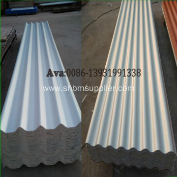 UV-Blocking Anti-corrosion Aluminium Foil MgO Roof Sheets