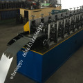 Metal Steel Door Channel Roll Forming Machine