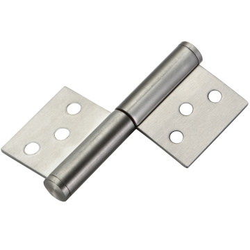 Industrial SS Housing Mirror-polished External Hinges