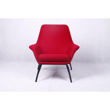 Minotti prince fabric lounge chair