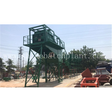 50 Cement Mixer Plant For Sale