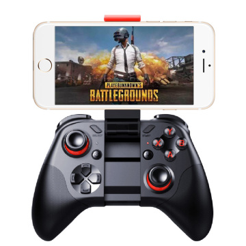 1pcs Bluetooth Wireless Gamepad Joystick Trigger TV Box Holder Tablet Mobile Phone Wireless Joystick Game Controller